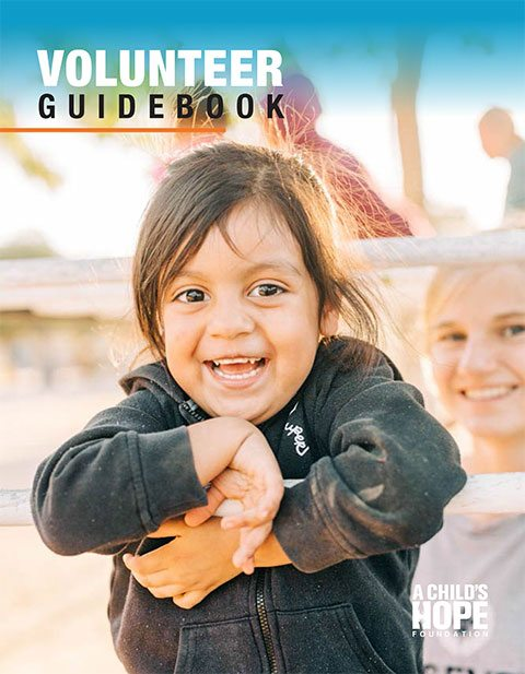 ACHF Volunteer Guidebook